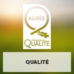 Maisons de qualité