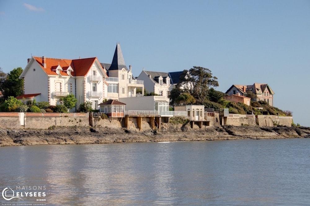 Maisons en bord de mer charente Maritime17
