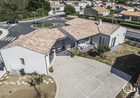 Nos maisons vues du ciel – Drone