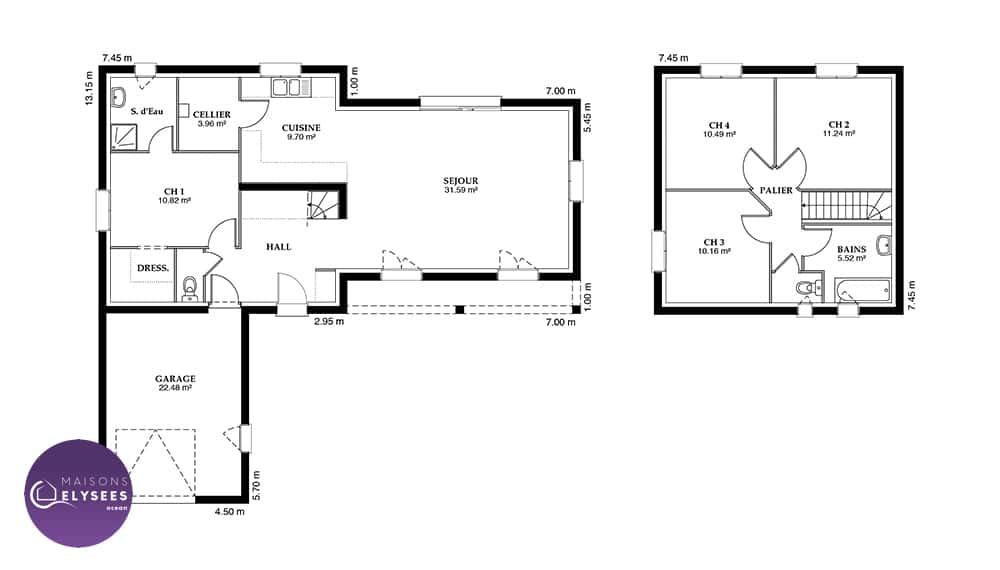 plan-maison-traditionnelle-Oceane-116