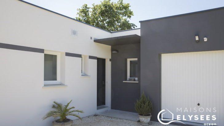 Maison contemporaine en Charentes Maritime