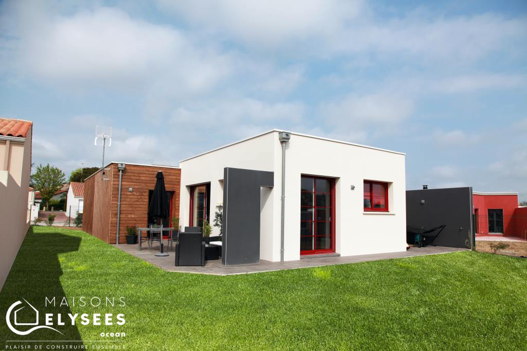 Norium maison moderne id ale investissement locatif for Cuisine 3d saujon 17