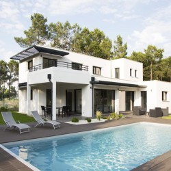 Grand Maison Contemporaine Exemplaire