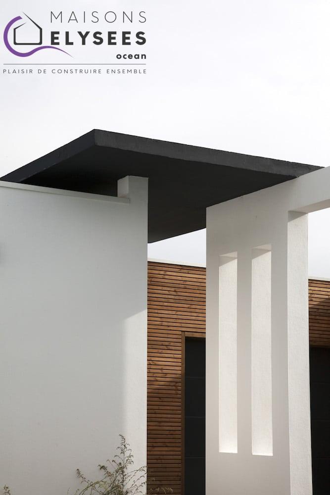Très belle maison contemporaine d'architecte sur Les Mathes