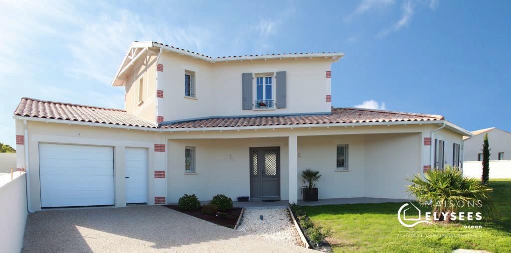 Magnifique maison balnéaire qui a remporté un prix d'architecture en Charente Maritime