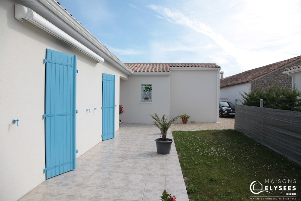 2 maisons en L à petit prix 4