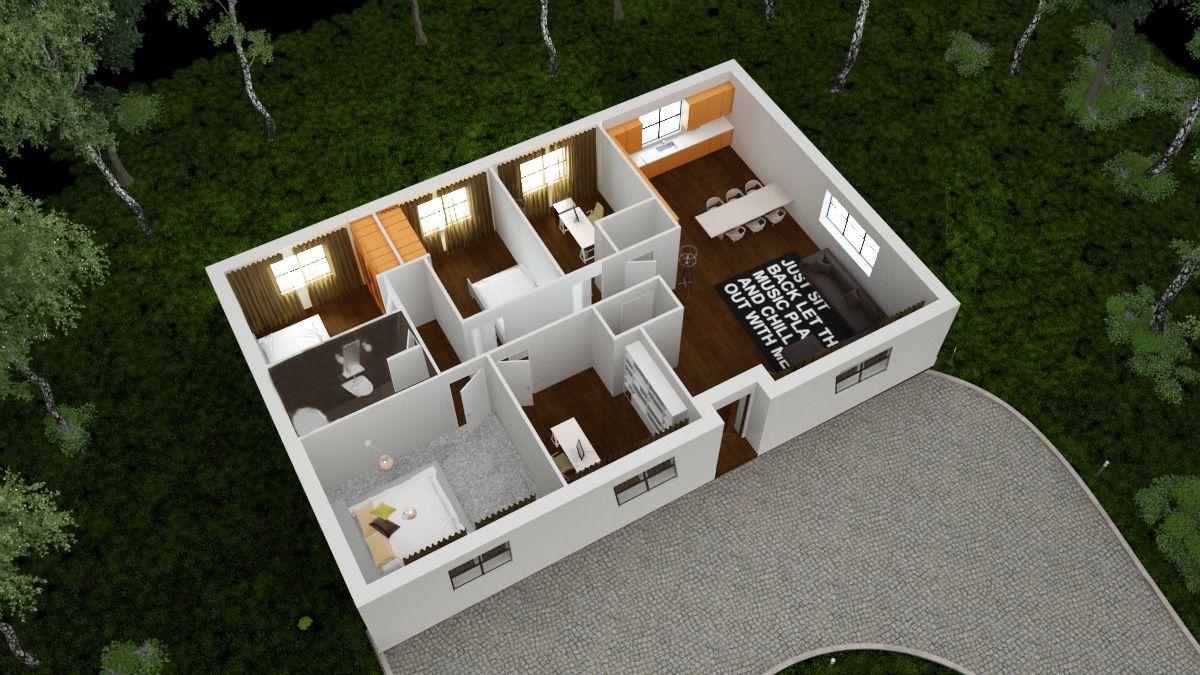 Iona Maison Compacte A Petit Prix