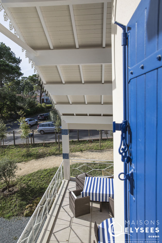 Belle maison balneaire basse consommation 9