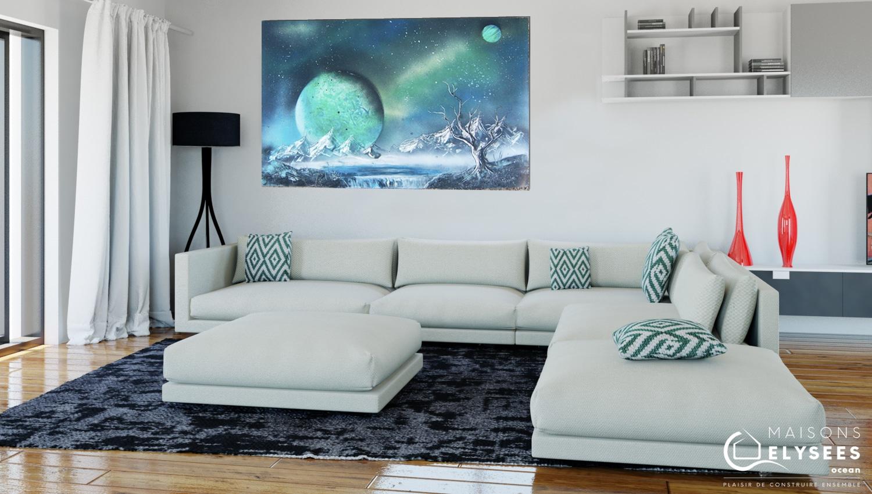 Evolia living room