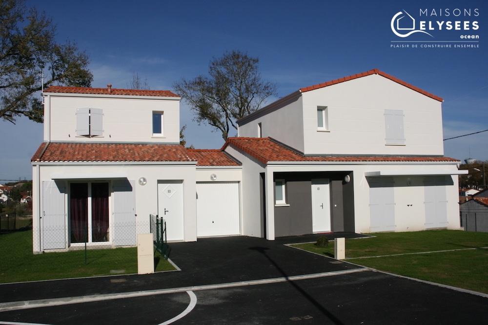 Top haut berlingue promotion logement collectif en maison for Prix maison architecte