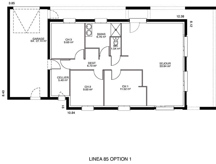 Linea Plan 85