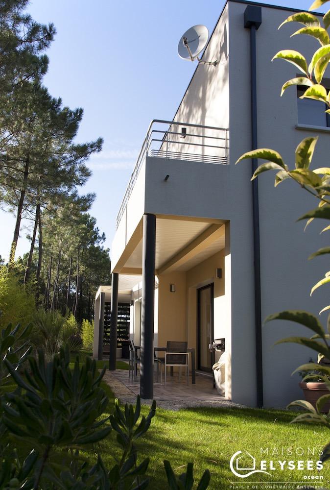 Maison Moderne cubique La Palmyre 17 120m2 18 (1)