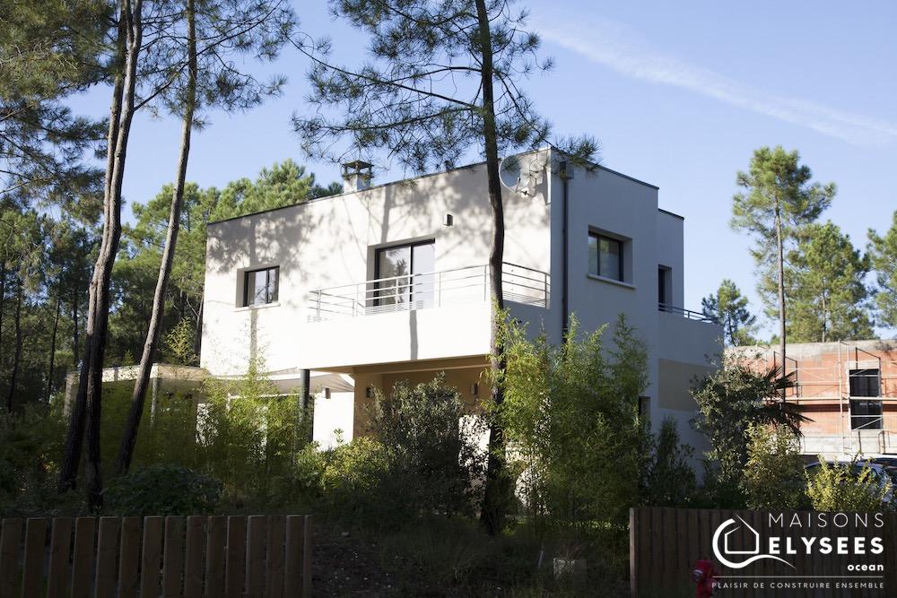 Maison Moderne cubique La Palmyre 17 120m2 19 (1)