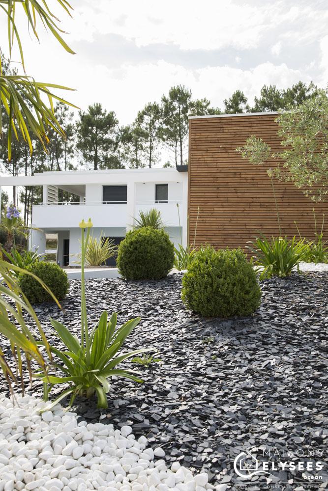Maison architecte bord de mer 2
