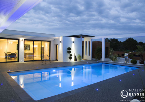 Maisons elysees ocean constructeur charente maritime 17 for La maison france 5 architecte