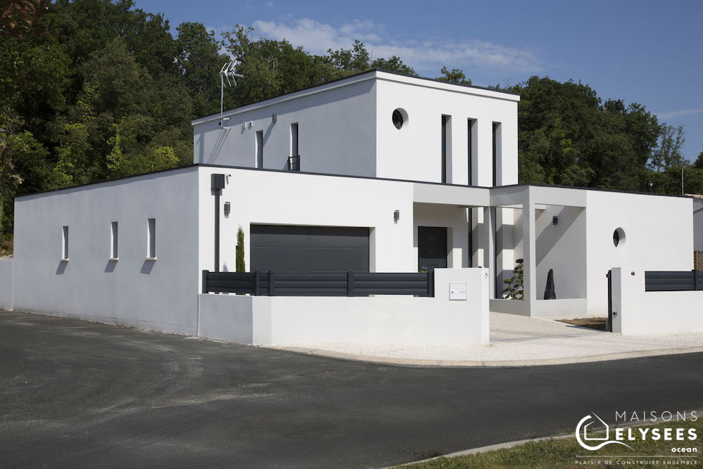 Maison d'architecte modele Mathes 4