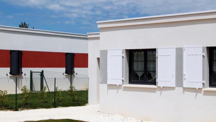 Maison contemporaine sans se ruiner de plain pied sur Saujon 17