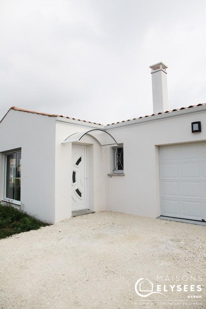 Maison en L low cost 6