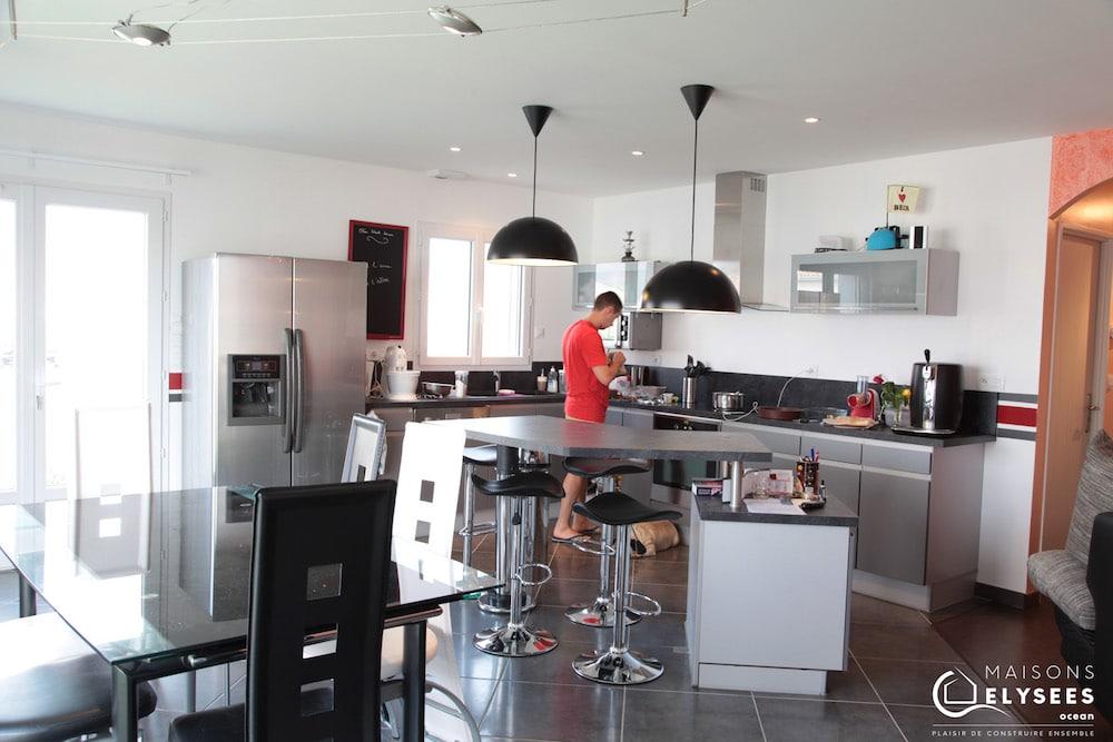 Maison en L low cost 9