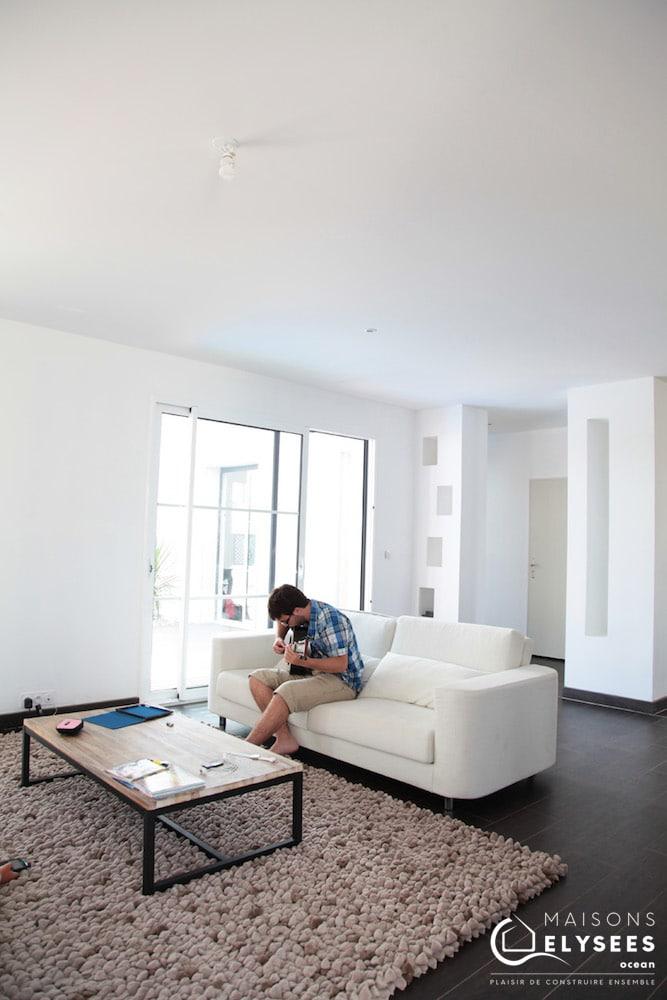 Maison moderne à étage 7