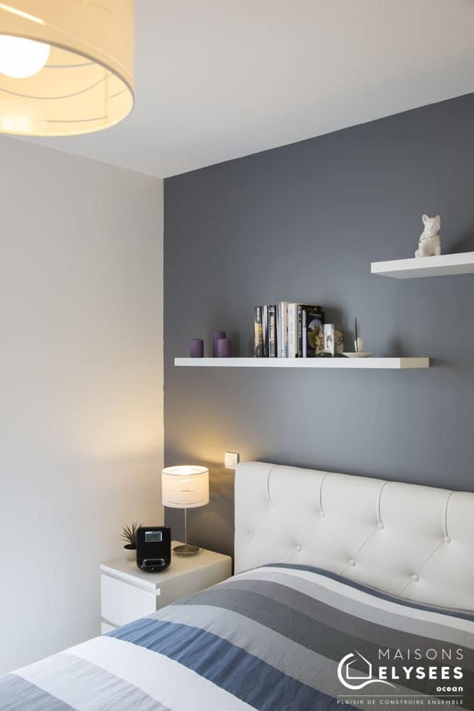 Maison moderne avec Bois  basse consommation 4