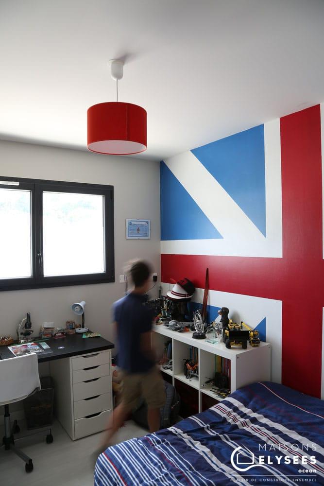 Maison moderne avec Bois  basse consommation 8