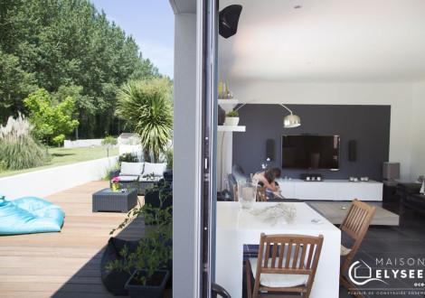 Avis Client – Maison avec patio