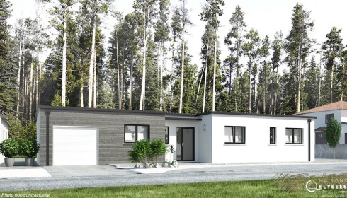 Maisons contemporaines d couvrez nos plans et mod les for Model maison 2016
