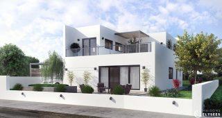 Modele Maison d'architecte VAUX (2)