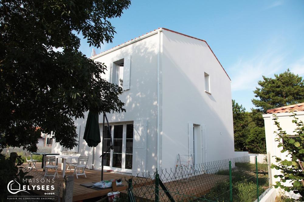 Petite maison neuve à étage 2 (1)