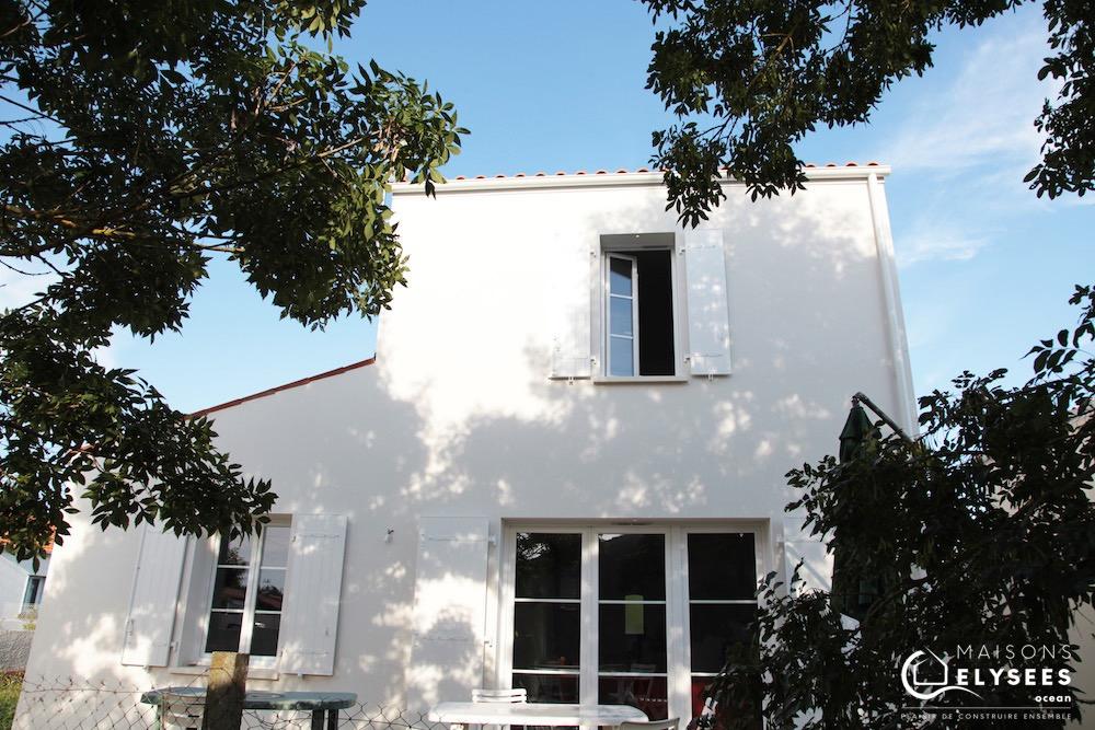 Petite maison neuve à étage 3 (1)