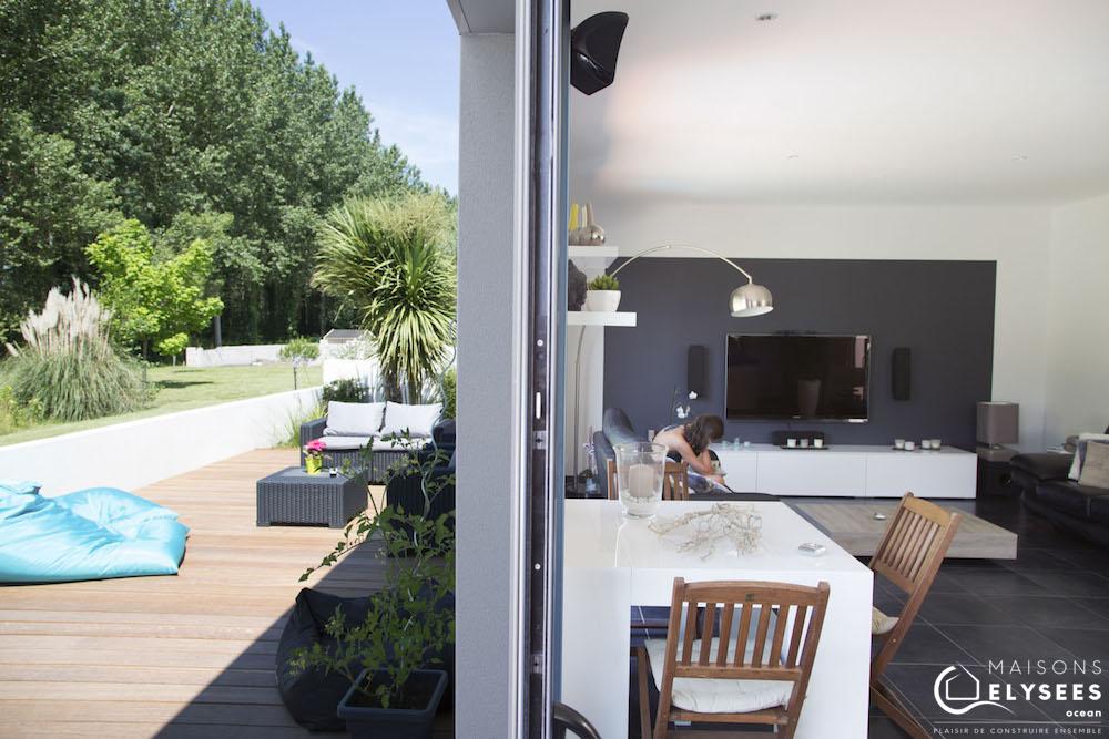Photo maison neuve modèle PATIO 10