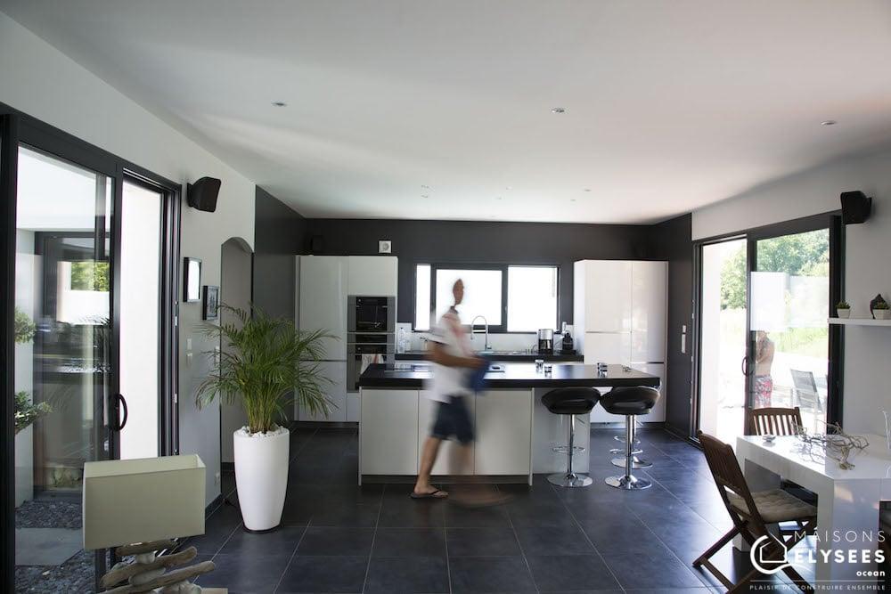Photo maison neuve modèle PATIO 11