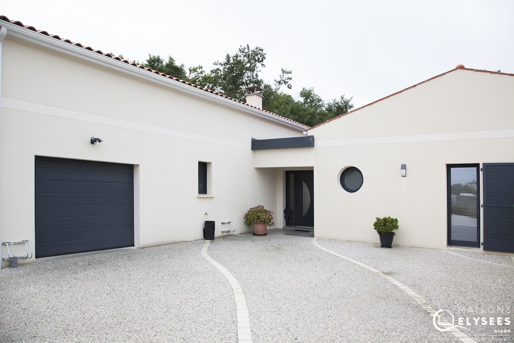 Photo maison neuve modèle PATIO 4