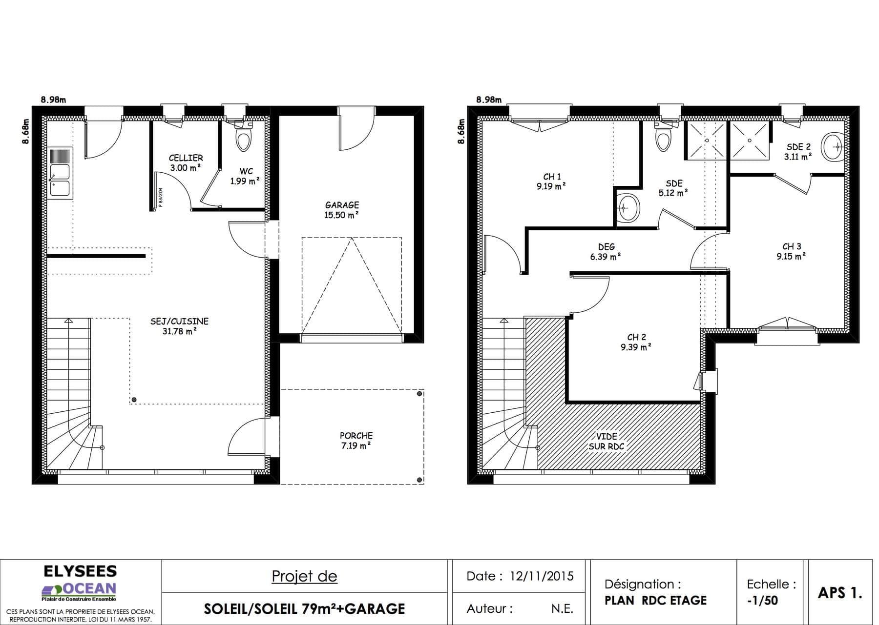 SOLIUM 79 m² + GARAGE_101