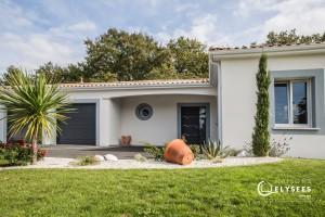 Belle Maison traditionnelle sur Breuille t en Charente Maritime