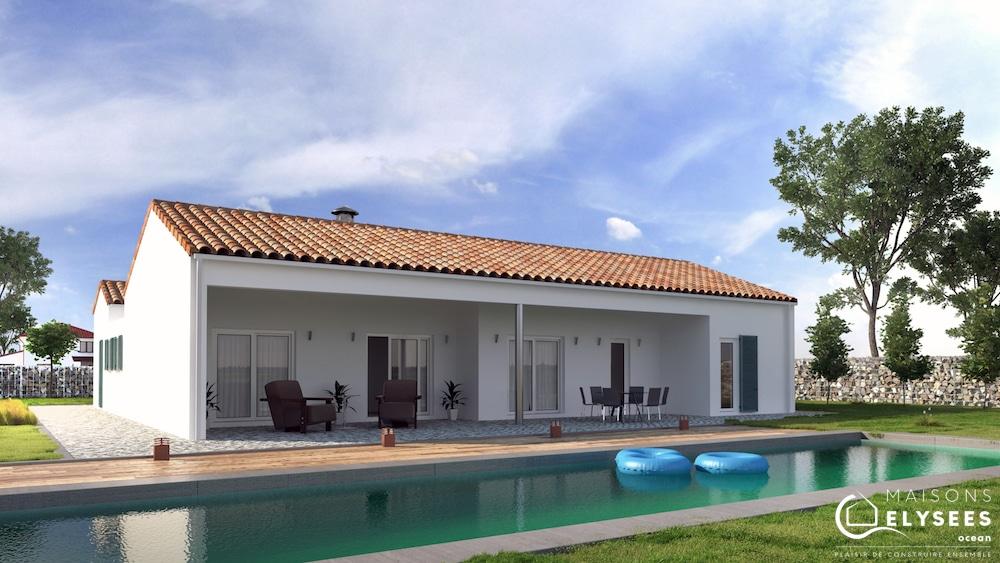 maison PATIA (avec piscine