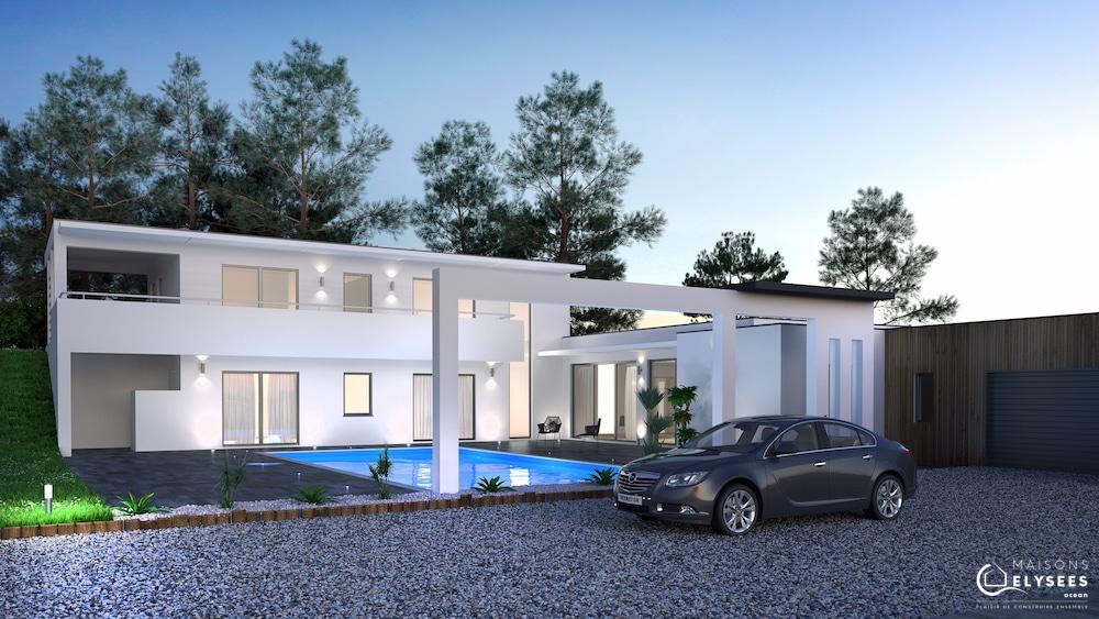 maison d'architecte PINEDA