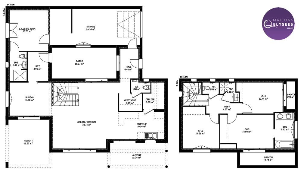 plan-maison-Architecte-Lagune-139