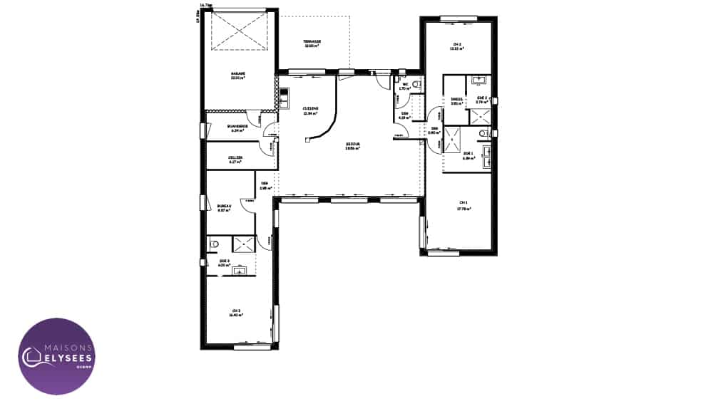 plan-maison-contemporaine-Marine-150