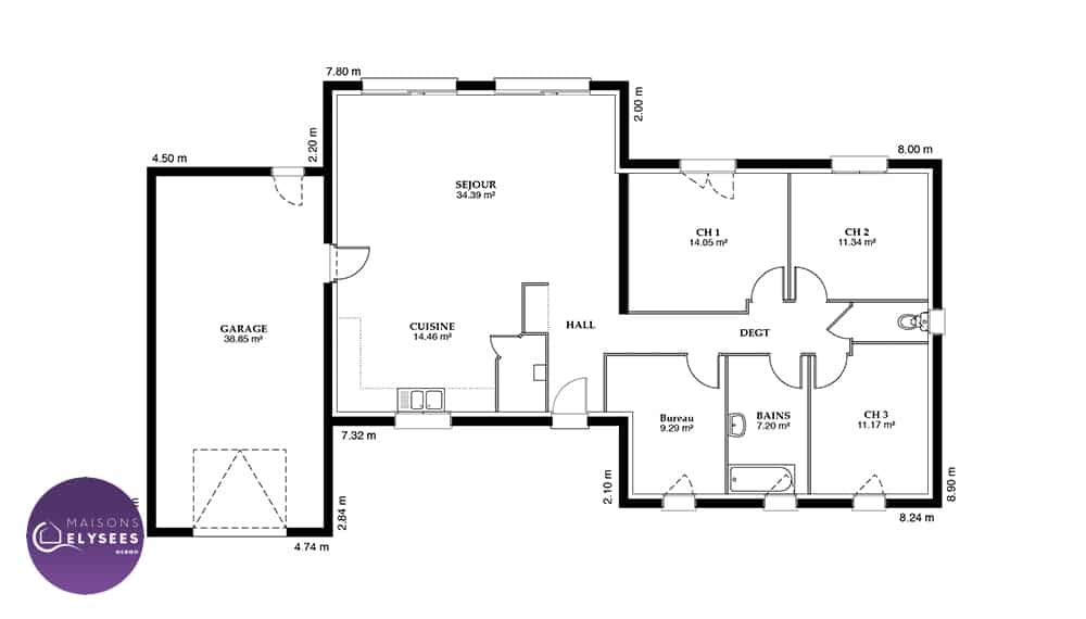 plan-maison-contemporaine-Venus-118.5