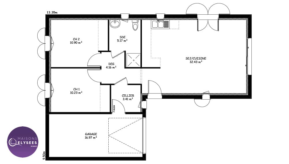 plan-maison-traditionnelle-Elena-66m2