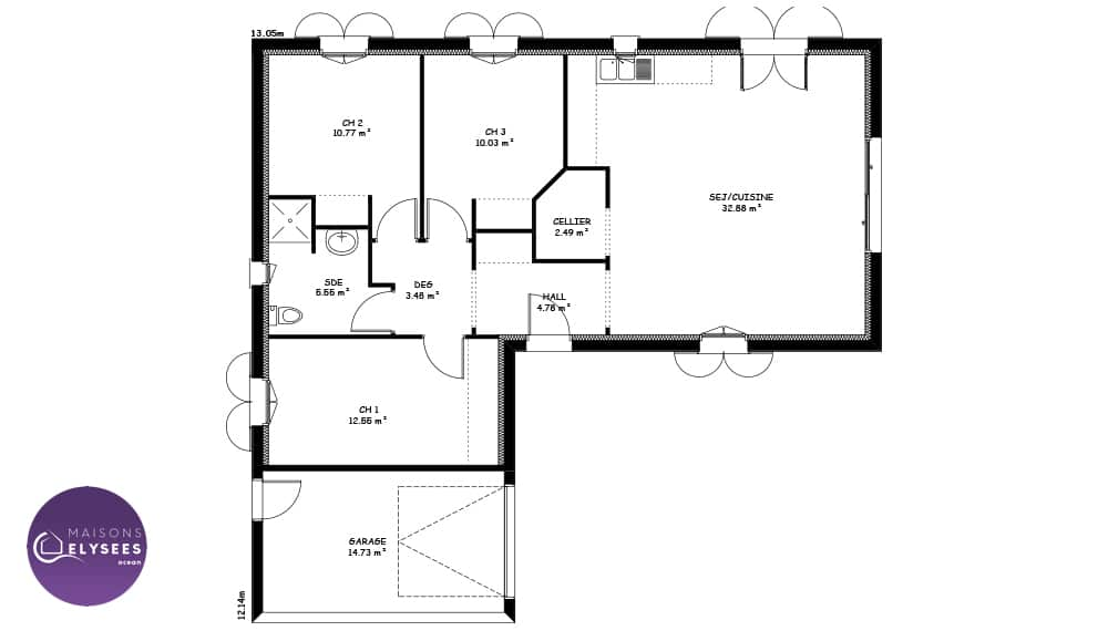 Plan maison traditionnelle zf29 jornalagora for Plan de maison traditionnelle gratuit