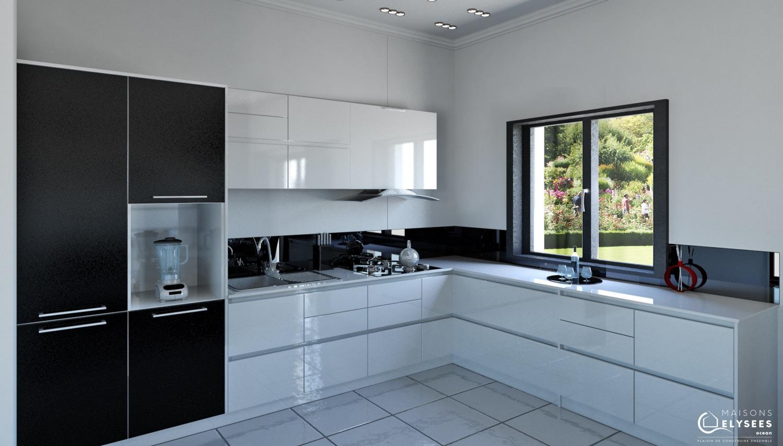 Mezia kitchen