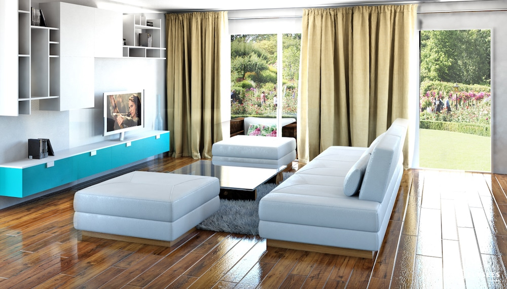 Mezia living room
