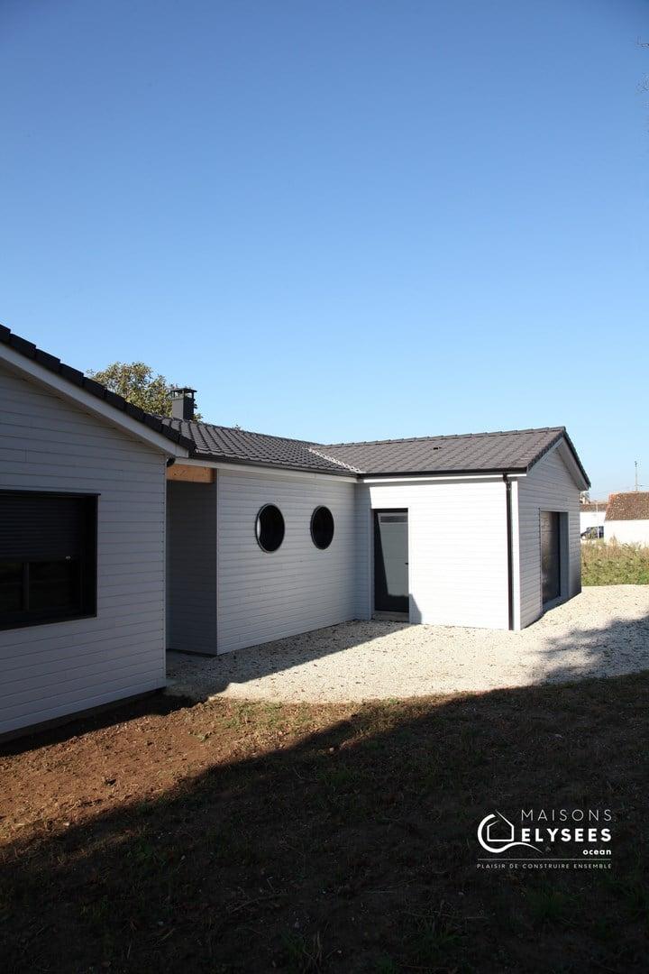 L maison en bois en charente maritime TOUZEAU-LAFON (20) (Copier)
