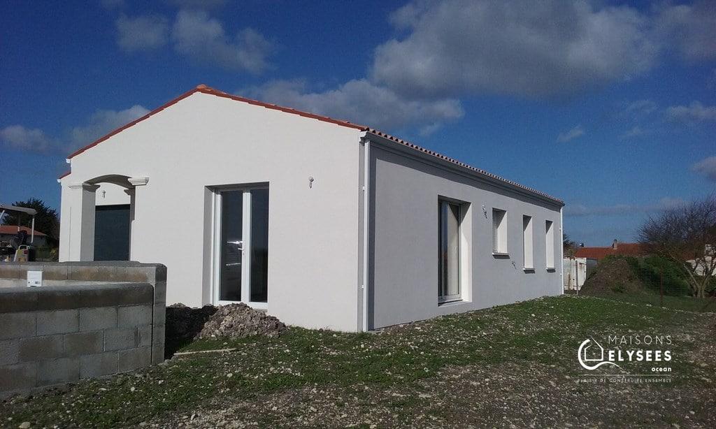 Maison plain pied médis Charente Maritime 3 VALT16