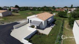 Charmante maison plain pied 90m² Médis 17600