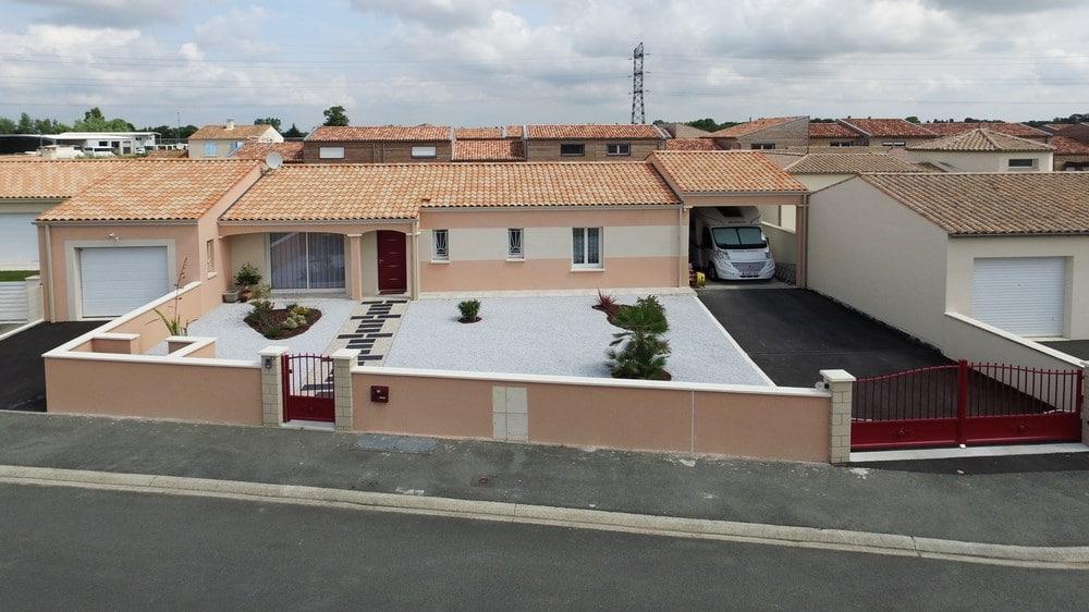 Constructeur maisons Charente Maritime 17600