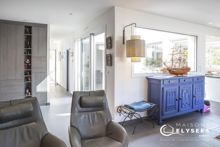 Décoration maison contemporaine Vaux sur mer SEG (33)